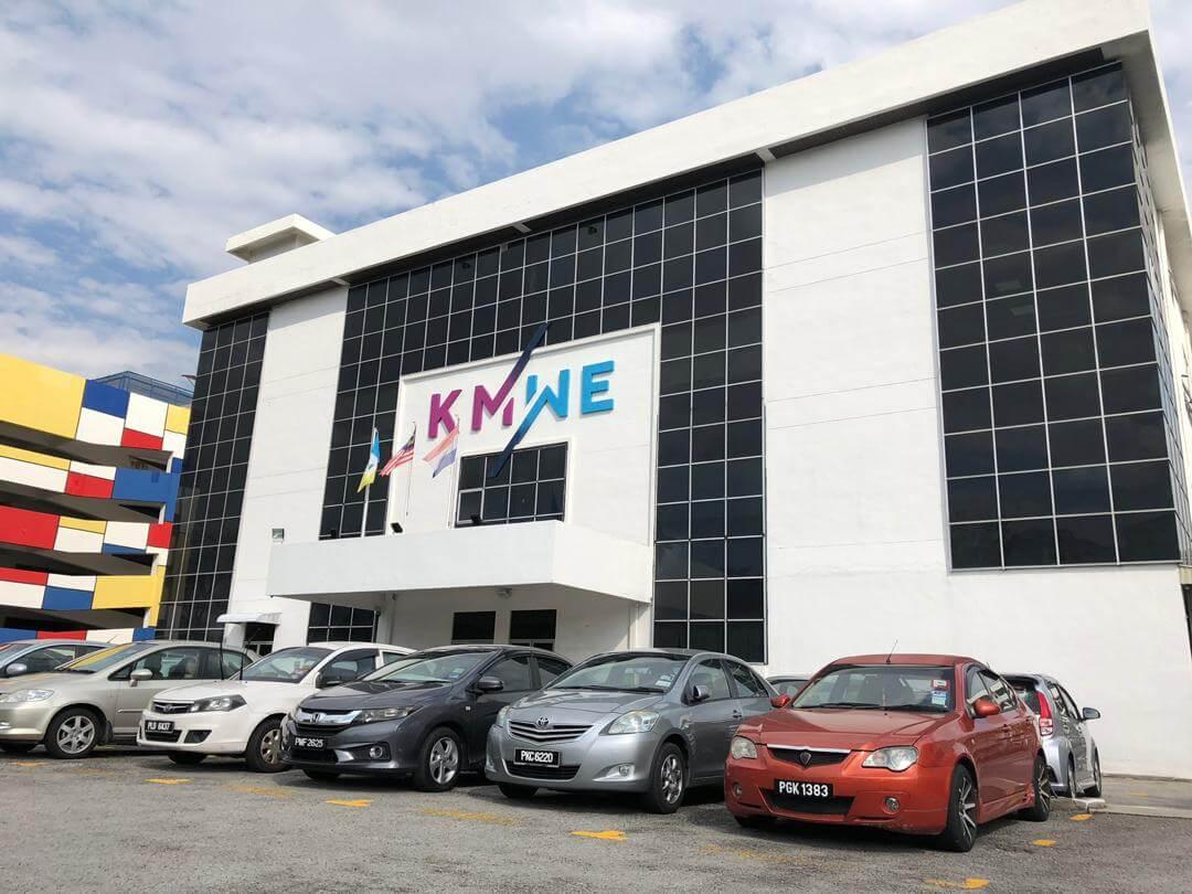 De productielocatie van KMWE in Maleisië, bevindt zich in Penang.